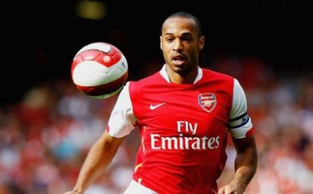 Thierry Henry e1312803919255 Top 10 Premier League Scorers of All Time