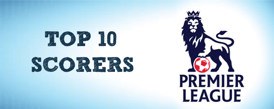 premier league logo1 Top 10 Premier League Scorers of All Time