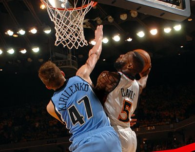 baron davis dunk over ak1 The Best Moves in the History of the NBA