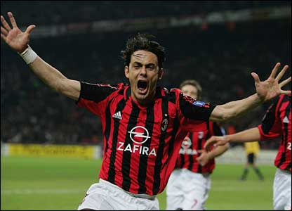 inzaghi Milan Grab Second, Title Race in France and Germany Continues   Sunday Soccer Across Europe 19/04