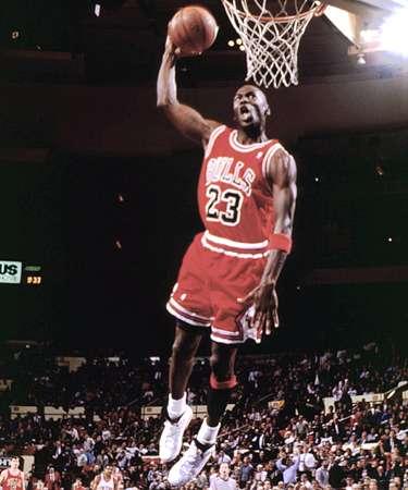 Michael Jordan, Chicago Bulls, The best ever