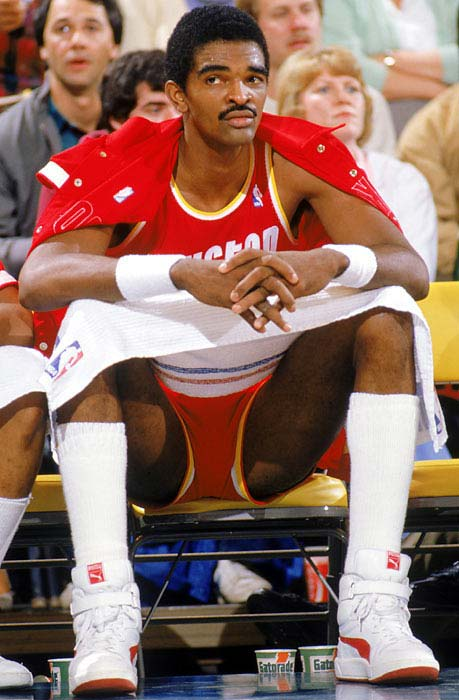 sampson1 Top 10 Tallest Players in NBA History