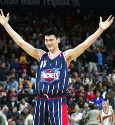 yao ming1 2009 NBA Playoffs: Who Has the Most to Prove?