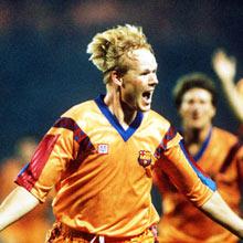 Ronald Koeman 1992 Final