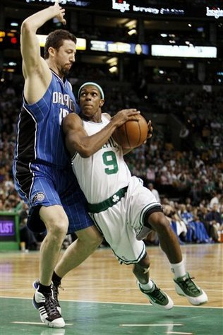 Rajon Rondo, 3rd Triple Double of the Playoffs for the Boston Celtics