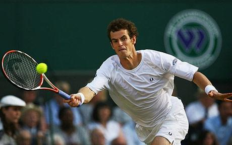 andy murray 1425266c Potential Wimbledon Winners not Called Roger Federer