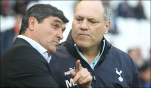 Jol has a job (Ajax). What about Ramos?