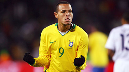 Luis Fabiano Brazil