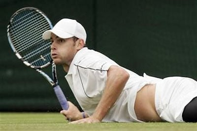 roddick crawl Potential Wimbledon Winners not Called Roger Federer