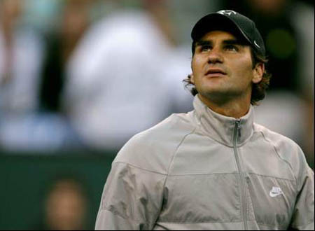There's no one above Federer now