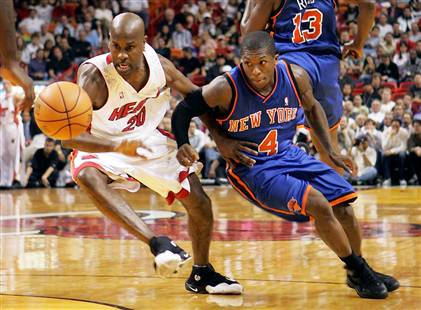 Gary Payton and Nate Robinson