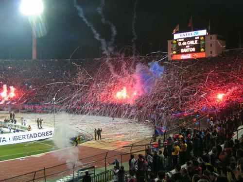 Universidad de Chile fans
