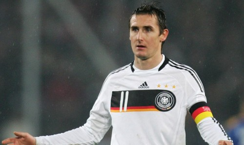 Miroslav Klose e1315695237217 Top Scorers in World Cup History