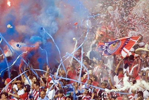 Chivas Guadalajara Fans