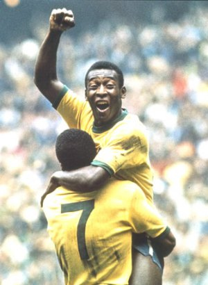 pele football brazil Top Scorers in World Cup History