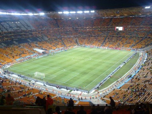 FNB Stadium e1317723112308 Top Ten Biggest Soccer Stadiums in the World