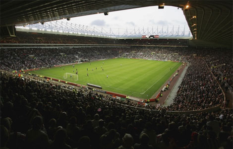 Number 3 – Stadium of Light, Sunderland, Sunderland AFC – 48707