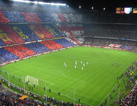 camp nou cat3 Top Ten Biggest Soccer Stadiums in the World