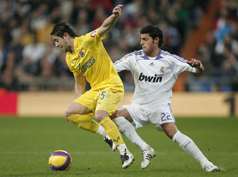 Villarreal Real Madrid