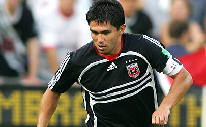 moreno j Top Five Scorers in MLS History