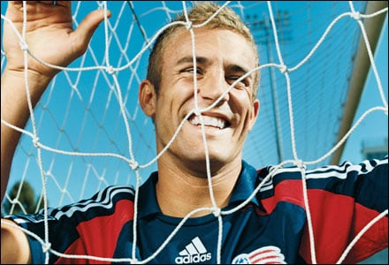 taylor twellman Top Five Scorers in MLS History