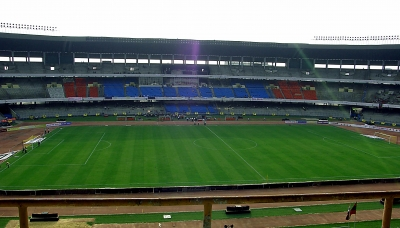 yuva bharati krirangan Top Ten Biggest Soccer Stadiums in the World