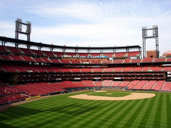 Busch Stadium e1331317131590 Top Ten Biggest MLB Stadiums