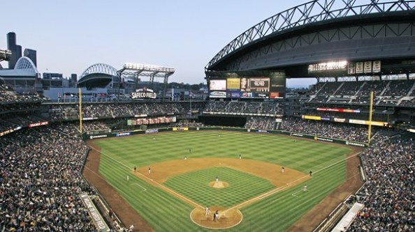 Safeco Field e1331317233601 Top Ten Biggest MLB Stadiums