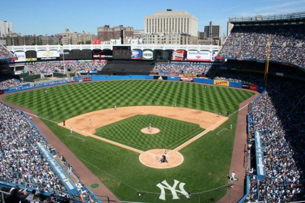 Yankee Stadium e1331317617437 Top Ten Biggest MLB Stadiums