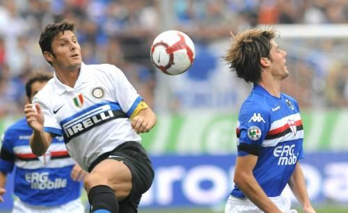 Sampdoria Inter Milan