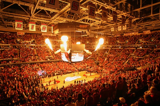 Quicken Loans Arena e1323858819438 Top Ten Biggest NBA Arenas