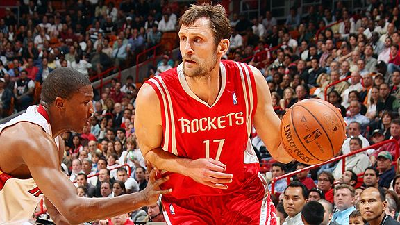 brentbarry Top Ten Oldest Players in the NBA