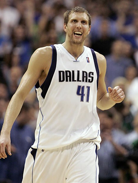 dirknowitzki 468x620 The NBAs Top Ten Highest Player Salaries for 2009 2010