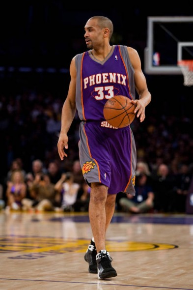 grant hill phoenix 33 Top Ten Oldest Players in the NBA