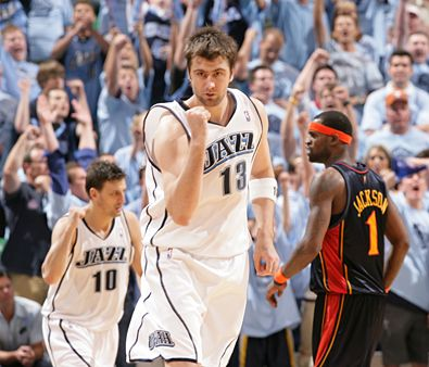nba g okur 395 Top Five Centers in the NBA, Going into 2009 2010