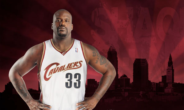 shaq1 Top Ten Oldest Players in the NBA