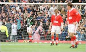 Barnsley relegated