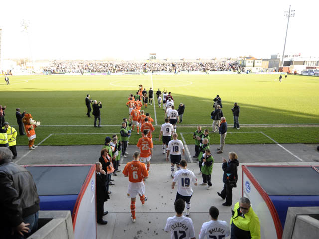 Blackpool vs Preston