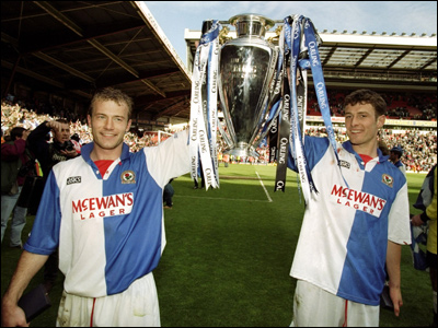 Alan Shearer Chris Sutton