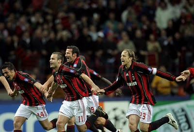 AC Milan Players
