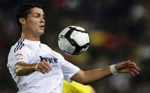 Cristiano Ronaldo Highest Paid Footballers in the World for 2009 2010