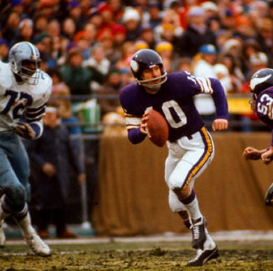 Fran Tarkenton Top Ten NFL All Time Passing Touchdowns Leaders