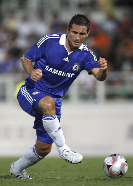 Frank Lampard Highest Paid Footballers in the World for 2009 2010