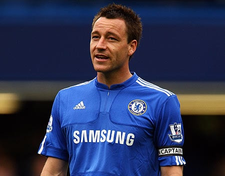 John Terry Highest Paid Footballers in the World for 2009 2010