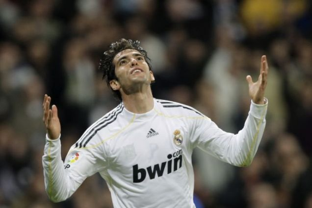 Kaka Highest Paid Footballers in the World for 2009 2010