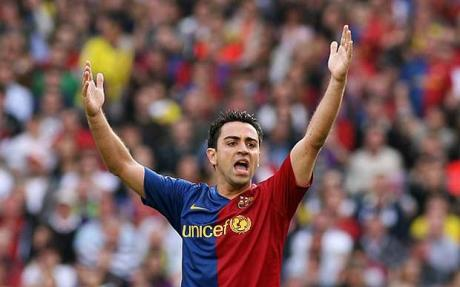 Xavi Highest Paid Footballers in the World for 2009 2010