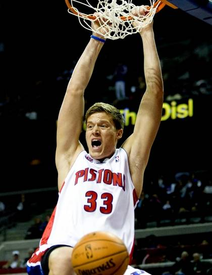 Jonas Jerebko Best Players From the Second Round of the 2009 NBA Draft