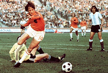 Johan Cruyff The Greatest Players Who Never Won the World Cup