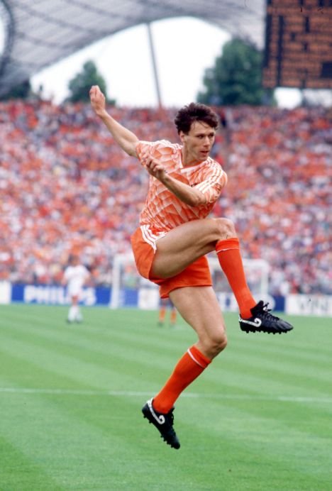 Marco Van Basten The Greatest Players Who Never Won the World Cup