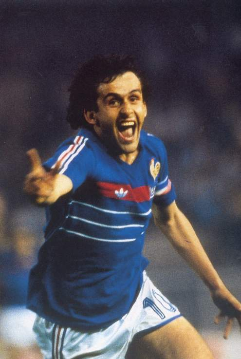 Michel Platini The Greatest Players Who Never Won the World Cup